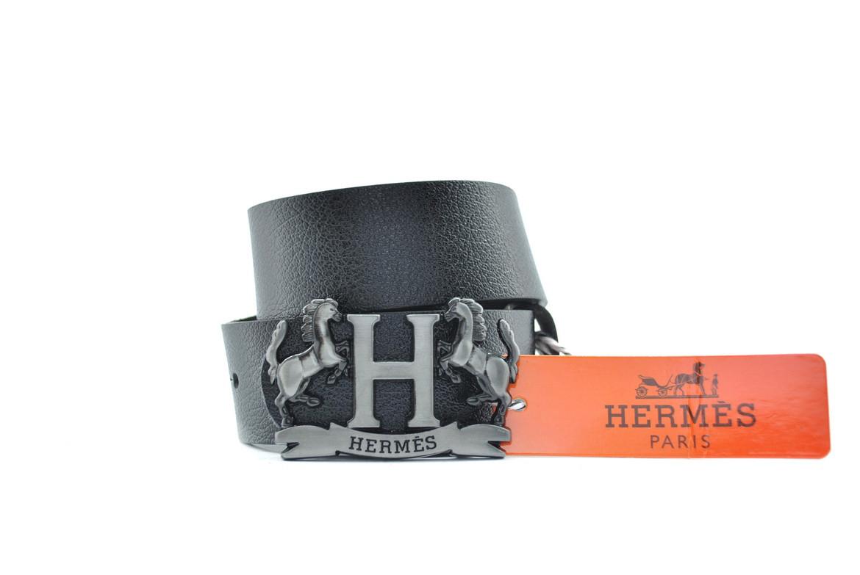 Ремень HERMES из натуральной кожи 0223 (реплика)