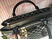 Сумка Louis Vuitton LV (реплика луи виттон) black, фото 3