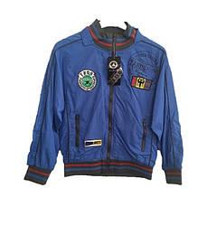 Куртка на хлопчика ріст 140