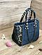 Женская Сумка Stella McCartney mini реплика (Стелла Маккартни) blue, фото 4