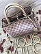 Женская сумка Louis Vuitton LV ( реплика луи виттон) pink, фото 3
