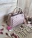 Женская сумка Louis Vuitton LV ( реплика луи виттон) pink, фото 4