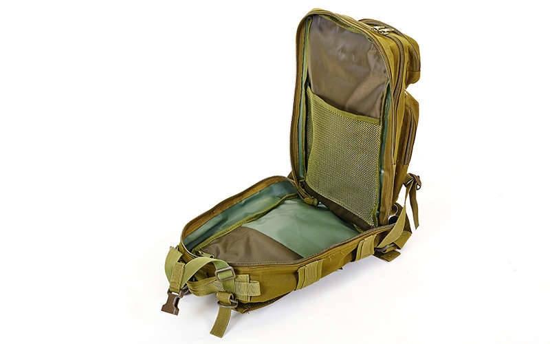 Рюкзак тактический рейдовый SILVER KNIGHT 35 литров 3P