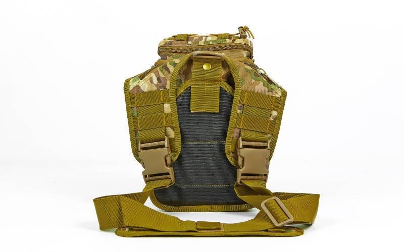 Рюкзак-сумка тактический штурмовой V-20л хаки TY-803