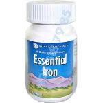 Железо эссенциальное (Железо с витамином С)  120 капсул