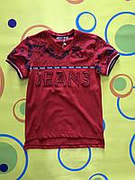 Футболка для мальчиков. Футболка для подростков. Модная футболка для подростков.
