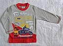 Детская пижама Free Motorcycle для мальчика (OZTAS, Турция), фото 2