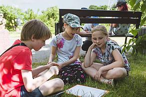 «Склянка Мрій» в Киеве – это самые крутые детские квесты от Склянка мрiй