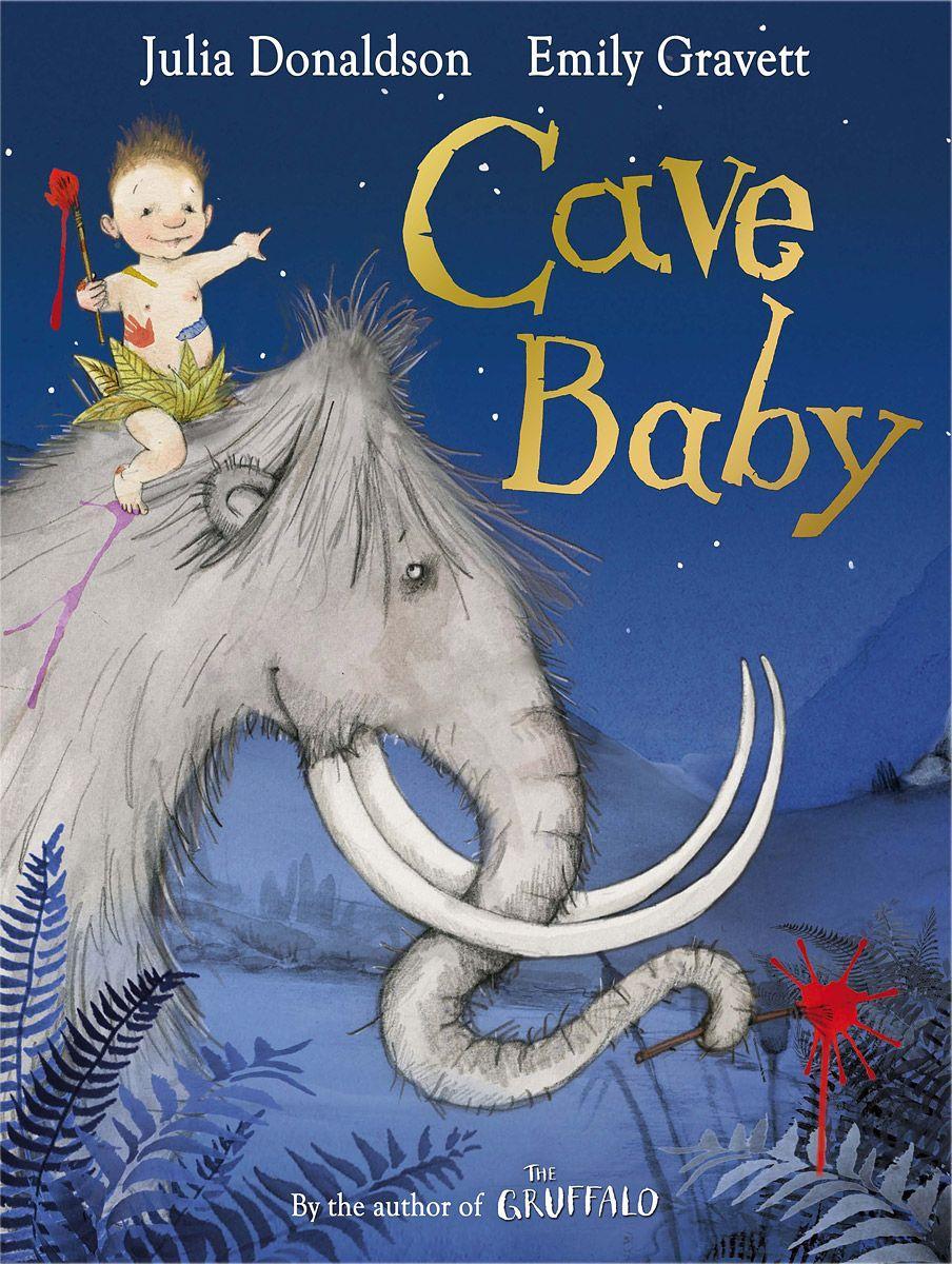Cave Baby by Julia Donaldson / Печерний розмалюк. Джулія Дональдсон.