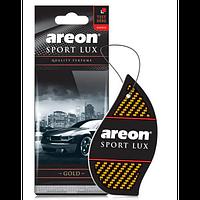 Освежитель воздуха AREON-VIP Sport Lux Gold