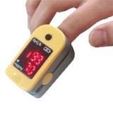 Напалечный пульсоксиметр MD300C1 - прибор для измерения уровня кислорода в крови бескровным методом, фото 1
