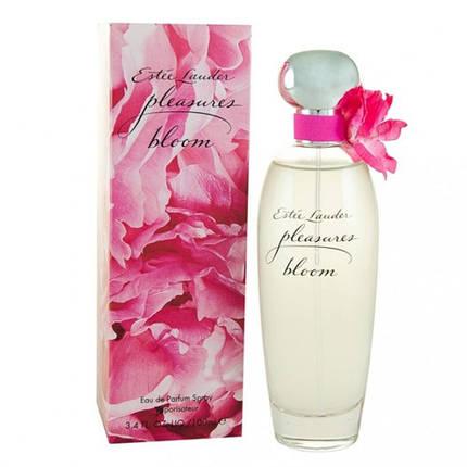Estee Lauder Pleasures Bloom парфюмированная вода 100 ml. (Эсте Лаудер Плеазуре Блум), фото 2