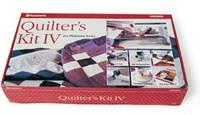 Набор для квилтинга (Quilters Kit IV) для машин серии Platinum