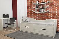 Підліткове ліжко1932*850*700(висота по передній планці 430)
