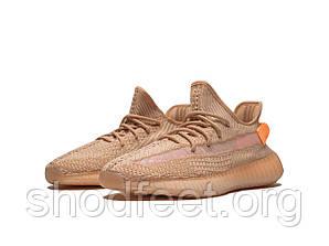 Мужские кроссовки Adidas Yeezy Boost 350 V2 Clay