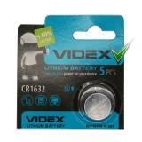 Батарейка VIDEX CR1632