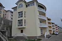 Дом на берегу моря в Крыму