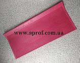 Противоскользящая резиновая накладка на ступени 750х330 мм (КРАСНАЯ), фото 2