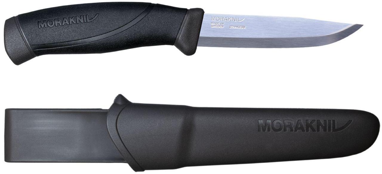 Нож Morakniv Companion Black (12141)