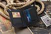Кожаный кошелек портмоне NewYorker, черный, фото 3