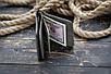 Зажим для денег кожаный Stayer, серый, фото 3