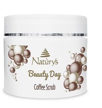 Скраб для тіла на основі кави Beauty Day Naturys,500 мл