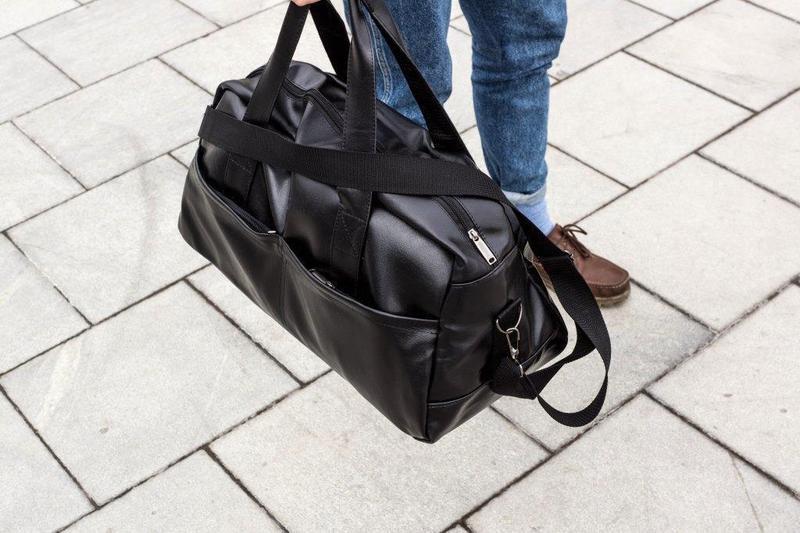 Мужская сумка mod.Ferrari Training Bag