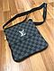 Сумка барсетка мужская в стиле  Louis Vuitton LV , фото 4