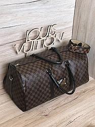 Дорожная Сумка  Louis Vuitton LV реплика