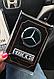Автообложка для документов (+обложка для паспорта) Mercedes black, фото 3