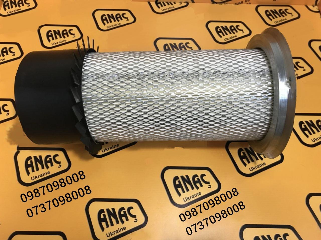 Воздушный фильтр на JCB 3CX, 4CX , каталожный номер : 32/906801, 32/906802
