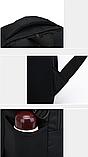 Рюкзак Jumahe городской т/серый, фото 4