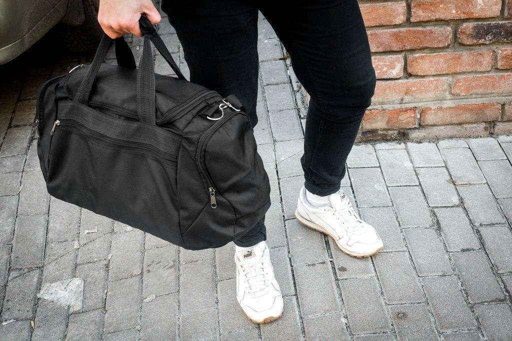 Мужская спортивная сумка  дорожная