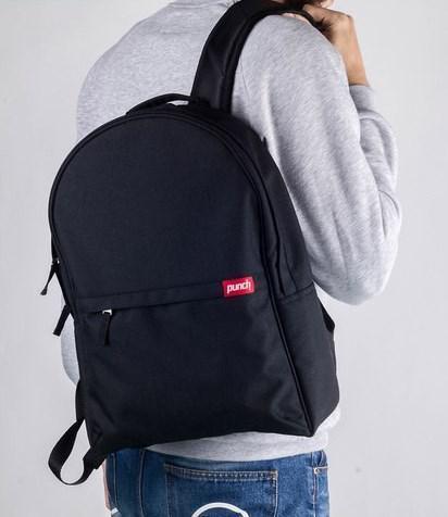 Рюкзак мужской  Рюкзак Punch - Crypt, black