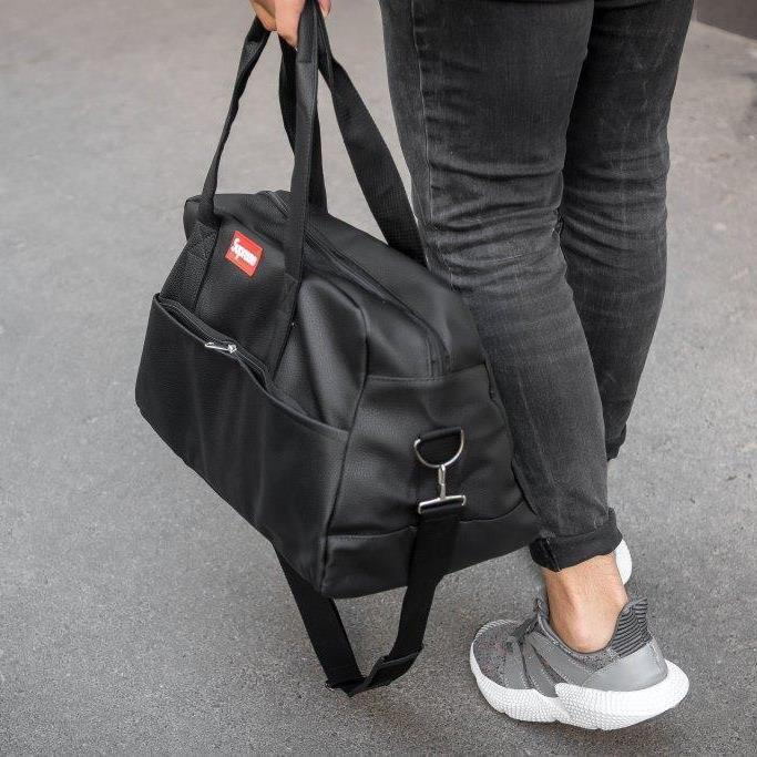 Сумка кожаная SUPREME дорожные и городские сумки