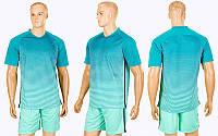 Футбольная форма Band CO-1825-M (PL, р-р (S-XL), мятный, шорты мятные) КодCO-1825-M