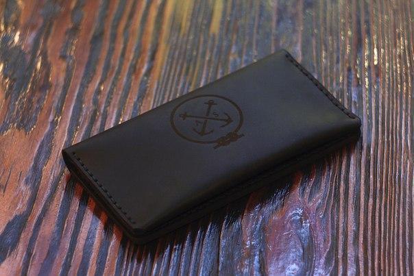 Travel Case — мужской клатч-портмоне, black