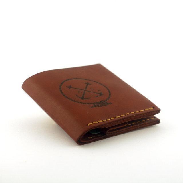 Кошелек портмоне мужской Wallet 3 Hennessy с монетницей