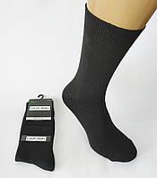 """Елітні високі шкарпетки """"Calze Moda"""". Бамбук. Туреччина. Чорні. Р-Р 41-44., фото 1"""