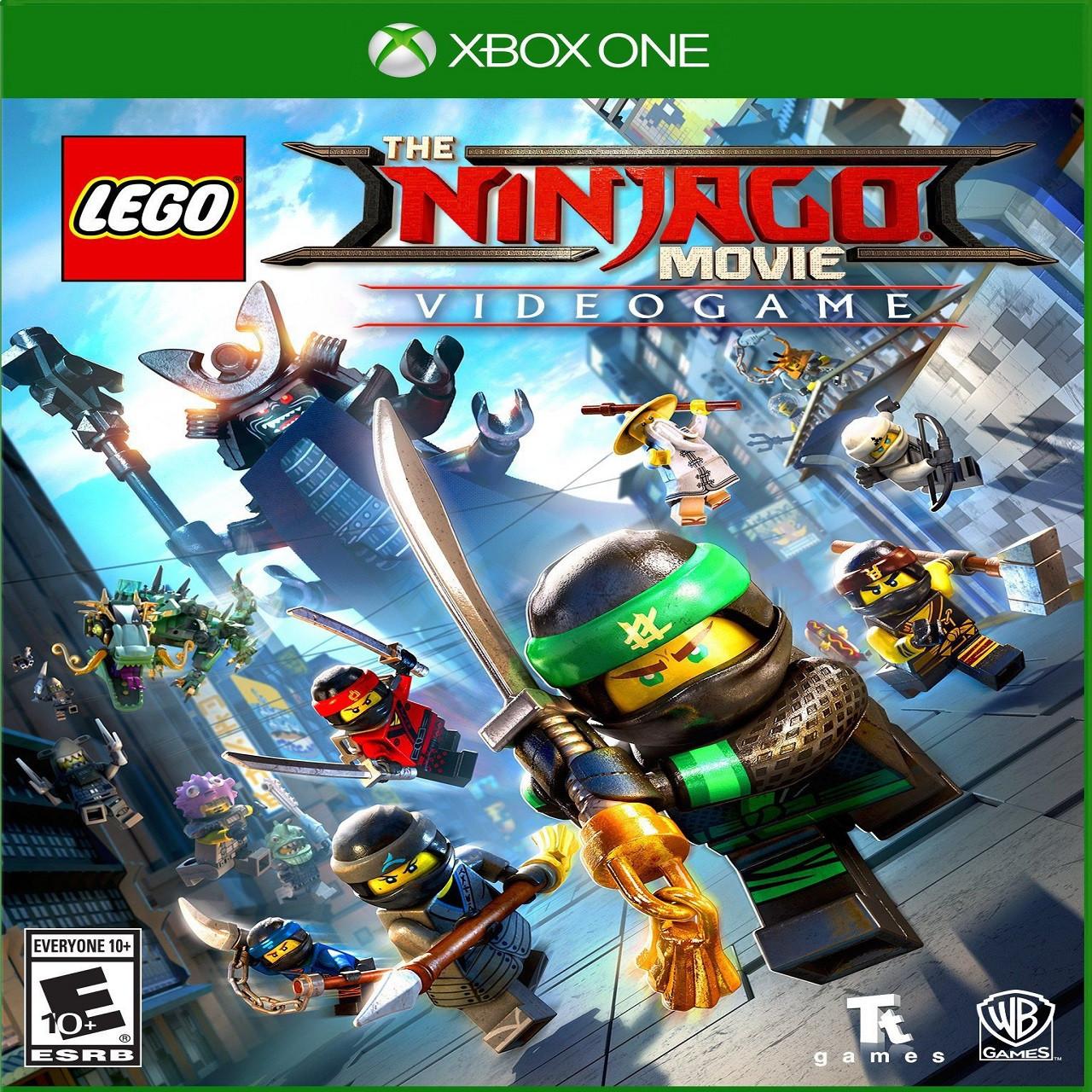 Lego Ninjago Movie Videogame SUB Xbox One