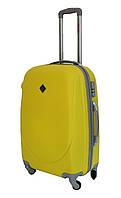 Чемодан Bonro Smile (большой) желтый, фото 1