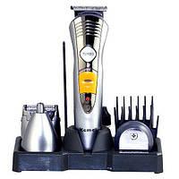 Бритва KM580A Многофункциональный прибор для стрижки волос, Машинка для стрижки волос с насадками