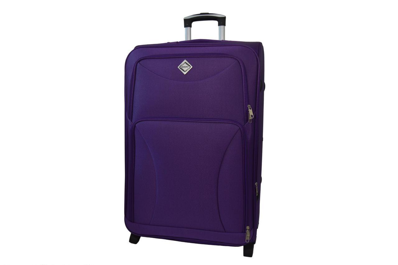 Чемодан Bonro Tourist (большой) фиолетовый