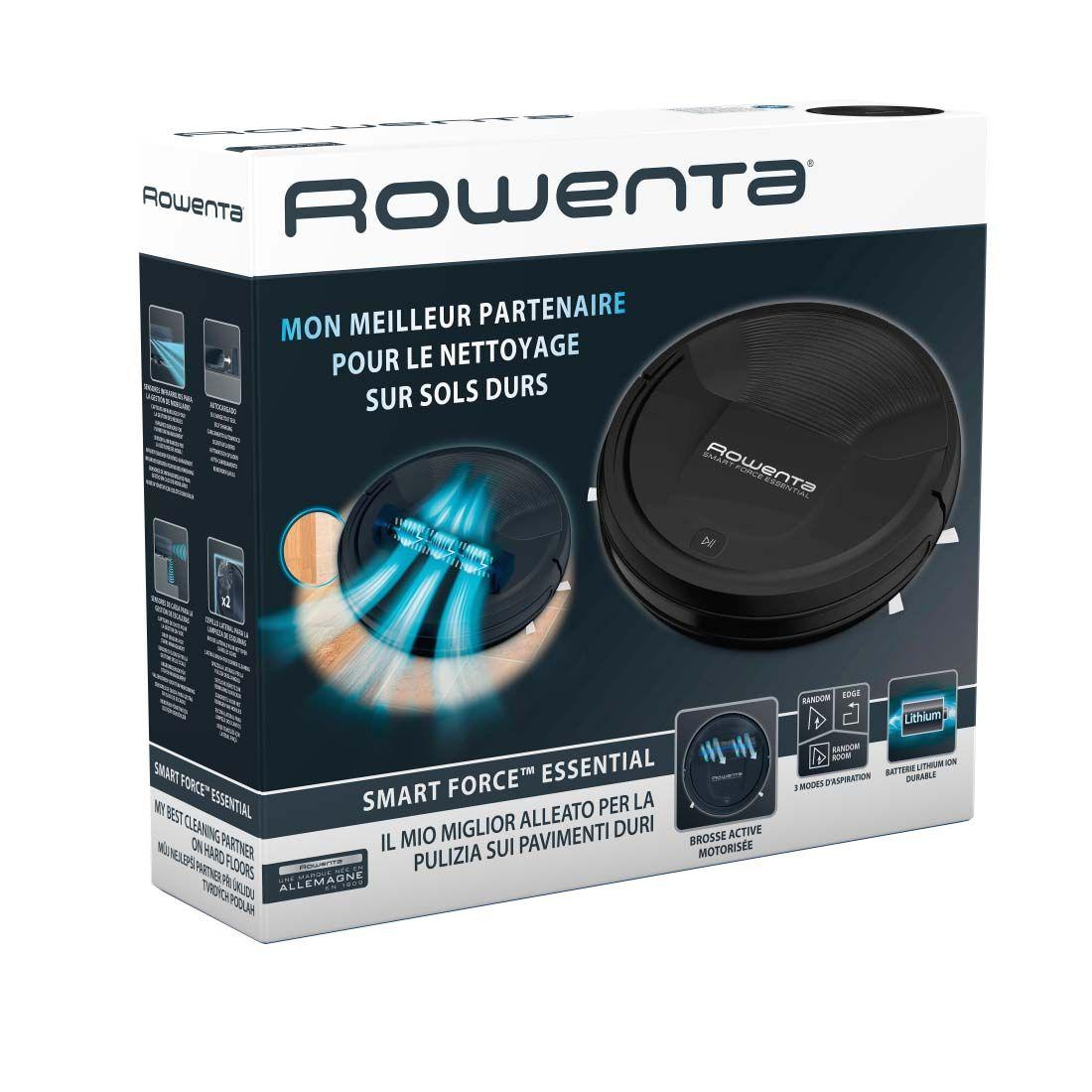 Робот-пылесос Rowenta Smart Force Essential RR6925WH