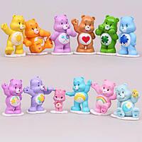 Фигурки героев мультфильма Заботливые мишки 12 штук