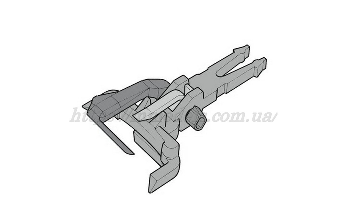 ROCO 40395 / Универсальная сцепка для стандартного типа шахты NEM 362. / 1:87 H0