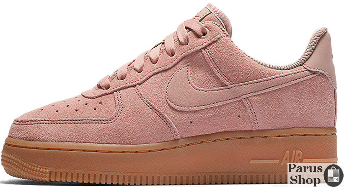 Nike Air Force 1 Particle Pink/Gum