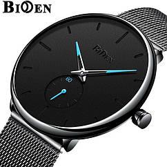 Часы BiDen Watch , ремешок металл