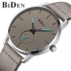 Часы BiDen Watch , ремешок кожа
