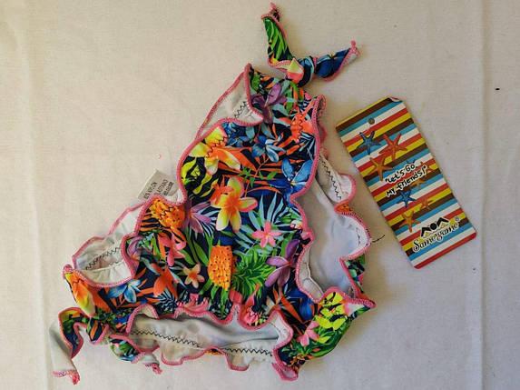 Плавки TERES для девочек Руми синий 551 (есть 26 28 30 размеры), фото 2